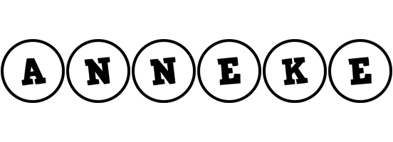 Anneke handy logo