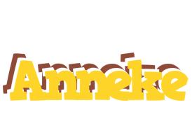 Anneke hotcup logo