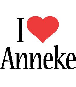 Anneke i-love logo