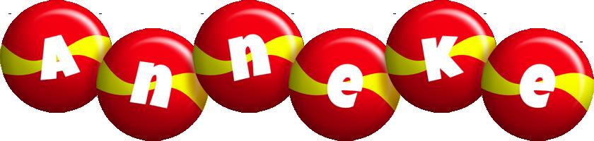 Anneke spain logo