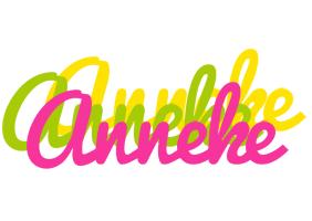 Anneke sweets logo