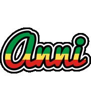 Anni african logo