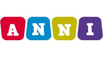 Anni daycare logo