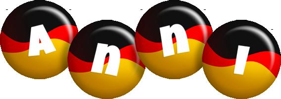 Anni german logo