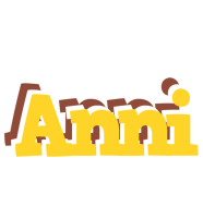 Anni hotcup logo