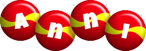 Anni spain logo