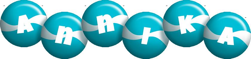 Annika messi logo