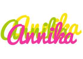 Annika sweets logo