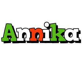 Annika venezia logo