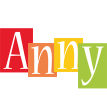 Anny colors logo