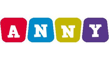 Anny kiddo logo