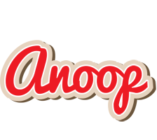 Anoop chocolate logo