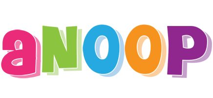 Anoop friday logo