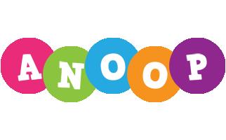 Anoop friends logo