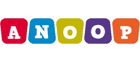 Anoop kiddo logo