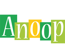 Anoop lemonade logo