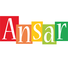 Ansar colors logo