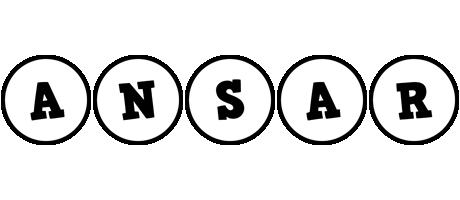 Ansar handy logo