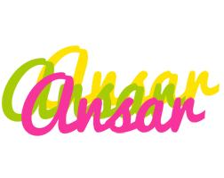 Ansar sweets logo