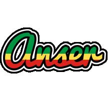 Anser african logo