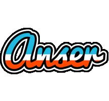 Anser america logo