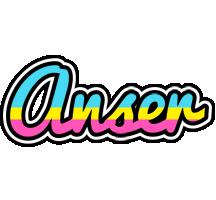 Anser circus logo