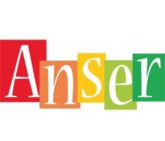 Anser colors logo