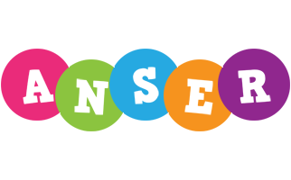 Anser friends logo