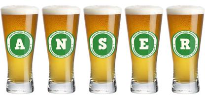Anser lager logo