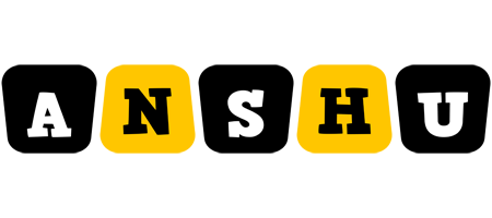 Anshu boots logo