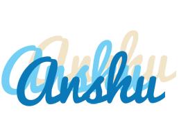 Anshu breeze logo