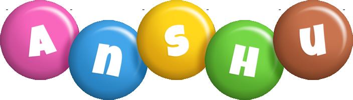 Anshu candy logo