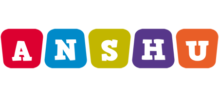 Anshu daycare logo