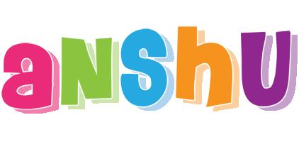 Anshu friday logo