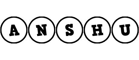Anshu handy logo