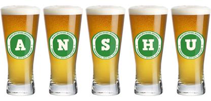 Anshu lager logo