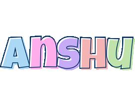 Anshu pastel logo