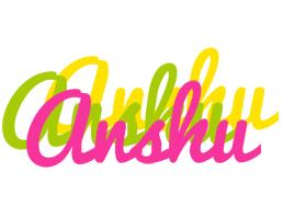 Anshu sweets logo
