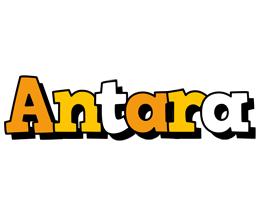 Antara cartoon logo