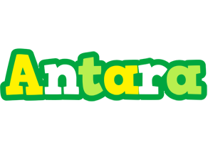 Antara soccer logo