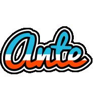 Ante america logo