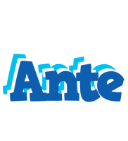 Ante business logo