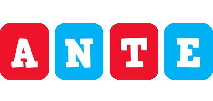 Ante diesel logo