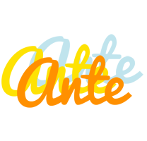 Ante energy logo