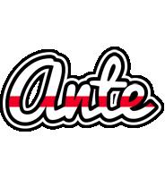 Ante kingdom logo