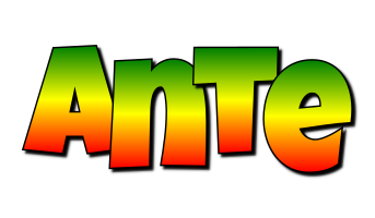 Ante mango logo