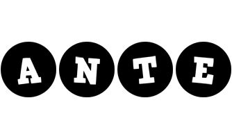 Ante tools logo