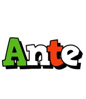 Ante venezia logo