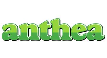 Anthea apple logo