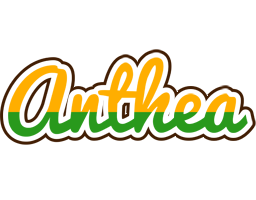Anthea banana logo